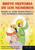 BREVE HISTORIA DE LOS NUMEROS: DESDE EL CERO BABILONICO A LOS NUM EROS IMAGINARIOS di RODRIGUEZ SERRANO, ESTEBAN