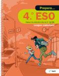 9788441230422 - Vv.aa.: Quadern Prepara Lengua Castellana 4º Eso Ed 2017 - Libro