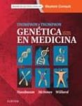 THOMPSON & THOMPSON. GENÉTICA EN MEDICINA, 8 ED. di NUSSBAUM, R.L.