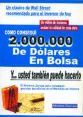 COMO CONSEGUI 2000000 DE DOLARES EN BOLSA di DARVAS, NICOLAS