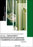 MF1155_1: INSTALACIÓN Y MANTENIMIENTO DE SANITARIOS Y ELEMENTOS D E CLIMATIZACION di PAY BANEGAS, PASCUAL