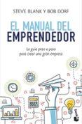 EL MANUAL DEL EMPRENDEDOR di BLANK, STEVE  DORF, BOB