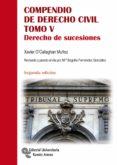 COMPENDIO DE DERECHO CIVIL. DERECHO DE SUCESIONES (VOL. 5) di O CALLAGHAN MUÑOZ, XAVIER