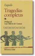 TRAGEDIAS COMPLETAS (3ª ED.) di ESQUILO