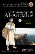 EL NACIMIENTO DE AL-ANDALUS di REMEDIOS SANCHEZ, SERGIO