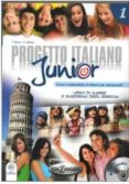 PROGETTO ITALIANO JUNIOR 1 -LIBRO + CD + DVD di VV.AA.