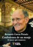 CONFESIONES DE UN MONJE di GARCIA PINTADO, BERNARDO