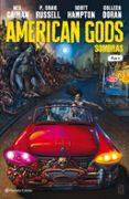 AMERICAN GODS SOMBRAS Nº 04/09 de GAIMAN, NEIL
