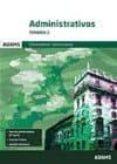 TEMARIO 2 ADMINISTRATIVOS DE LA GENERALITAT VALENCIANA de VV.AA.
