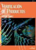 VERIFICACION DE PRODUCTOS di GOMEZ GONZALEZ, SERGIO