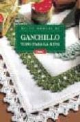 GANCHILLO: TODO PARA LA MESA di VV.AA.