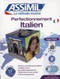 PERFECTIONNEMENT ITALIEN (SUPER PACK) di BENEDETTI, FRANCISCO