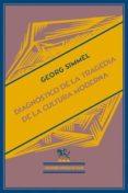 DIAGNOSTICO DE LA TRAGEDIA DE LA CULTURA MODERNA (2ª ED.) di SIMMEL, GEORG