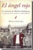 EL ANGEL ROJO de DOMINGO, ALFONSO