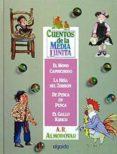 CUENTOS DE LA MEDIA LUNITA, N.3: DEL 9 AL 12 (6ª ED.) di RODRIGUEZ ALMODOVAR, ANTONIO