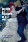 FELICIDAD Y FECUNDIDAD EN EL MATRIMONIO di MELENDO, TOMAS