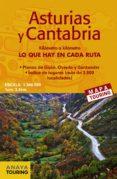 MAPA DE CARRETERAS ASTURIAS Y CANTABRIA (DESPLEGABLE), ESCALA 1:3 40.000 (2ª ED.) 2018 MAPA TOURING di VV.AA.