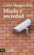 MIEDO Y SOCIEDAD di MONGARDINI, CARLOS