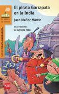 EL PIRATA GARRAPATA EN LA INDIA di MUÑOZ MARTIN, JUAN