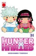 HUNTER X HUNTER 31 di TOGASHI, YOSHIHIRO