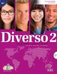 DIVERSO 2 ALUMNO + EJERCICIO + CD   ED 2015 di VV.AA.