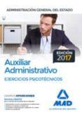 9788414207130 - Vv.aa.: Auxiliar Administrativo De La Administración General Del Estado. Ejerc - Libro