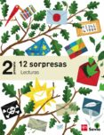 LECTURAS PARA EL AULA. 12 SORPRESAS. SAVIA-15 2º EDUCACION PRIMARIA di VV.AA.