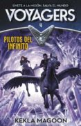PILOTOS DEL INFIERNO (VOYAGERS 4) di MAGOON, KEKLA