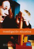 INVESTIGACION EDUCATIVA: UNA INTRODUCCION CONCEPTUAL (5ª ED.) de MCMILLAN, JAMES H.  SCHUMACHER, SALLY