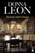 MUERTE ENTRE LINEAS de LEON, DONNA