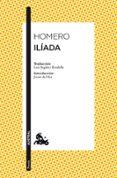 ILIADA de HOMERO