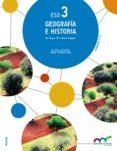 Geografía e Historia 3. (Trimestres) (Aprender es crecer en conexión) - 9788467852431