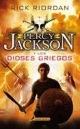 PERCY JACKSON Y LOS DIOSES GRIEGOS de RIORDAN, RICK