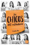 LOS CHICOS DEL CALENDARIO 3: MAYO, JUNIO Y JULIO di RIOS, CANDELA