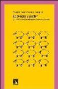 ECOLOGIA Y PODER: EL DISCURSO MEDIOAMBIENTAL COMO MERCANCIA di SANTAMARINA CAMPOS, BEATRIZ