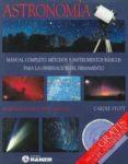ASTRONOMIA: MANUAL COMPLETO: METODOS E INSTRUMENTOS BASICOS PARA LA OBSERVACION DEL FIRMAMENTO (INCLUYE GRATIS UN PLANISFERIO)    RATIS UN PLANISFERIO) di SCOTT, CAROLE