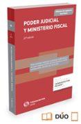 PODER JUDICIAL Y MINISTERIO FISCAL di ALONSO GARCIA, RICARDO