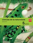 CIENCIAS DE LA NATURALEZA 5º EDUCACION PRIMARIA INTEGRADO SAVIA ARAGON ED 2015 di VV.AA.