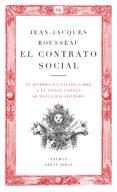 EL CONTRATO SOCIAL (GREAT IDEAS) de ROUSSEAU, JEAN-JACQUES