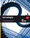TECNOLOGÍA 2º ESO SAVIA 16 (COMUNIDAD VALENCIANA, CANARIAS) di VV.AA