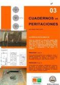 CUADERNOS DE PERITACIONES- VOLUMEN 3 di PARDO SUAREZ, JOSE ALBERTO