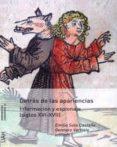 DETRÁS DE LAS APARIENCIAS di SOLA CASTAÑO, EMILIO