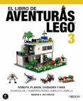 EL LIBRO DE AVENTURAS LEGO 3 di ROTHROCK, MEGAN H.