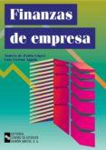 FINANZAS DE EMPRESA de PABLO LOPEZ, ANDRES DE  FERRUZ AGUDO, LUIS