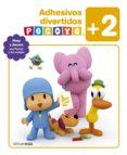 9788408154136 - Vv.aa.: Pocoyo. Adhesivos Divertidos. +2 - Libro