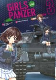9788417206536 - Saitaniya Ryoichi: Girls Und Panzer Num. 03 (de 4) - Libro