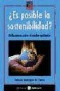 ¿ES POSIBLE LA SOSTENIBILIDAD? di VELAZQUEZ DE CASTRO, FEDERICO