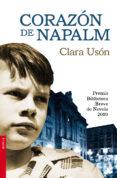 CORAZON DE NAPALM de USON, CLARA