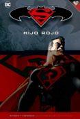 BATMAN Y SUPERMAN - COLECCION NOVELAS GRAFICAS: SUPERMAN: HIJO ROJO di MILLAR, MARK  JOHNSON, DAVE