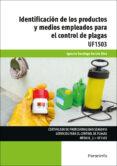 9788428340038 - Garcia Dios Ignacio Santiago: Uf1503 Identificacion De Los Productos Y Medios Empleados Para El Cont - Libro